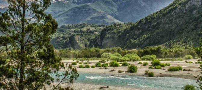 El Bolson, Palena, Futaleufu – Argentina e Chile