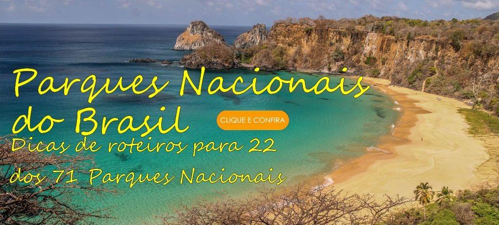 Parques Nacionais no Brasil