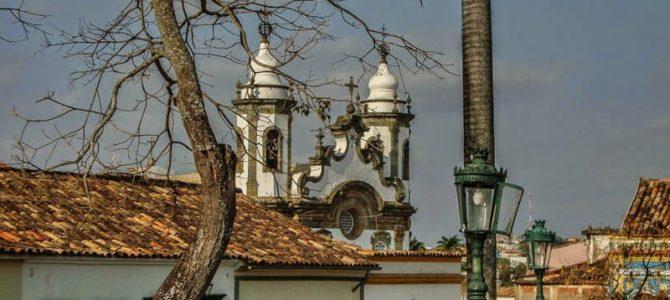 Estrada Real: Sabará, Mariana, Ouro Preto, Tiradentes, São João del Rei