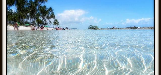 Porto de Galinhas e Praia dos Carneiros em Pernambuco