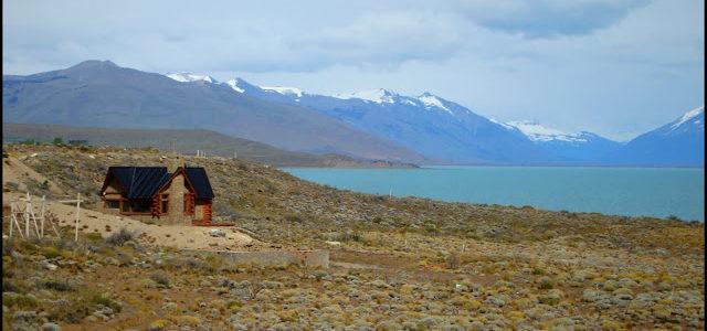 Lago Argentino, Punta Bandera e Lago Roca em El Calafate