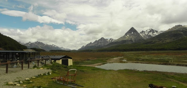 Lago Escondido e Fagnano em Ushuaia