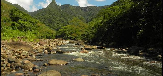 Trilha do Rio do Boi em Praia Grande