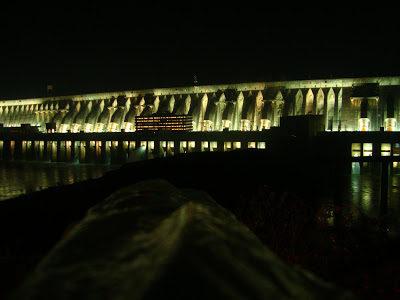 Cidad del Este, Paraguai e Hidrelétrica de Itaipu