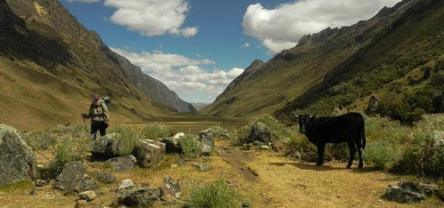 Quebrada de Quilcayhuanca – Huaraz – Peru