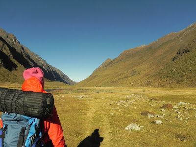 Trekking Quilcayhuanca – Huaraz – Peru
