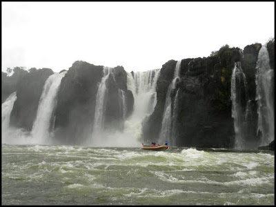 Passeio Gran Aventura no Parque Iguazu