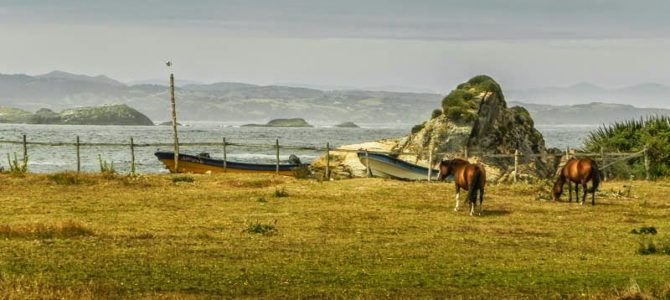 Ilha de Chiloé a Puerto Varas