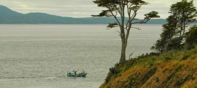 Punta Arenas, Fuerte Bulnes, Chile