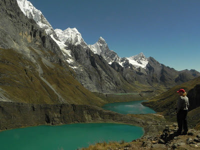 Paso de Siulá, Trekking Huayhuash – dia 3