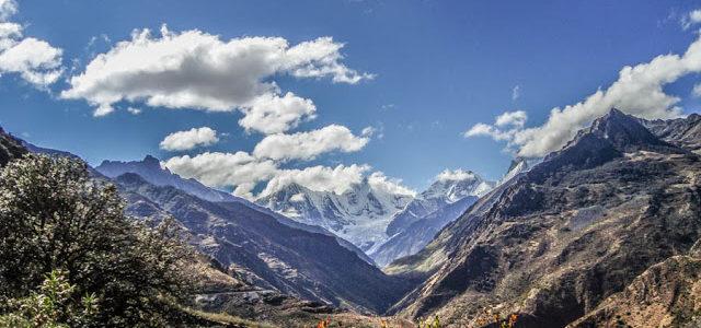 Llamac, Trekking Huayhuash – dia 10