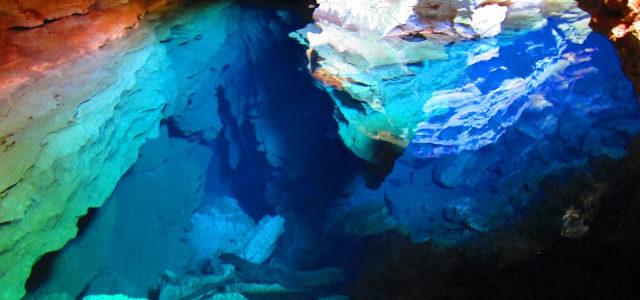 Saindo do Vale do Pati e conhecendo o Poço Azul