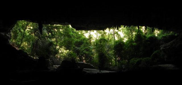 Caverna Angelica, Rio Azuis