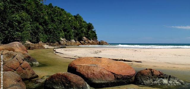 Praia do Sono, Antigos e Antiguinhos – Brasil