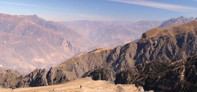 Campamento Janacura ao Osoruri – Peru