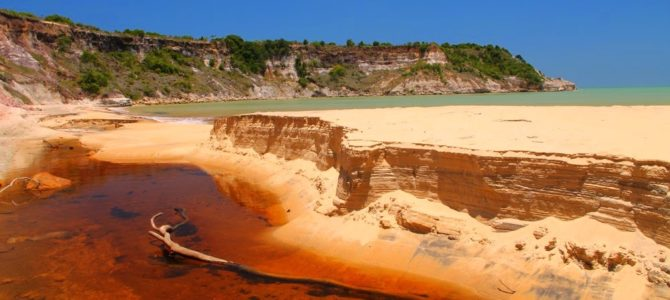 Trekking do Descobrimento – Caraíva a Praia do Espelho – Brasil