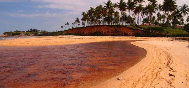 Trekking do Descobrimento – Cumuruxatiba a Barra do Cahy – Brasil