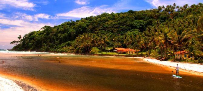 Jeribucaçu e trilha da Usina, Itacaré – Brasil