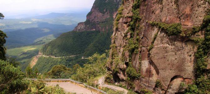 Serra do Corvo Branco e Morro do Campestre, Urubici, Brasil