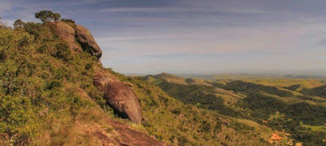 Pedra da Cuca, Petrópolis, Brasil