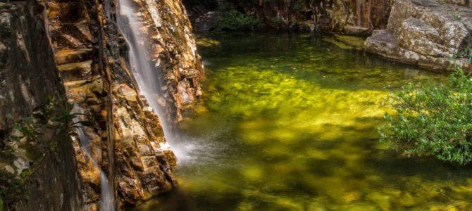 Travessia dos Pireneus – Cachoeira dos Dragões – Brasil