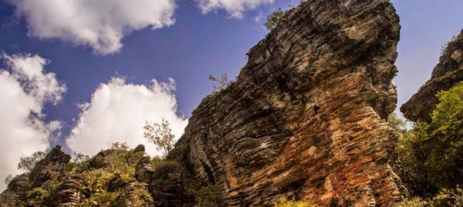 Travessia dos Pireneus: Cidade de Pedra, Pirenópolis
