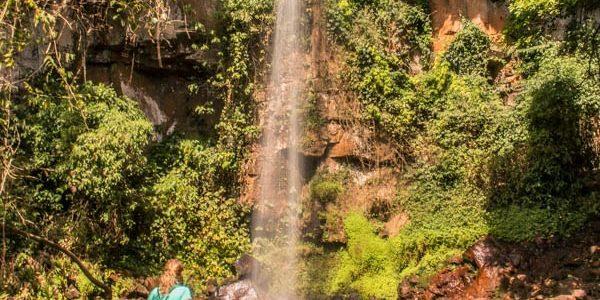 Brotas: Cachoeira Três Quedas e Recanto das Cachoeiras