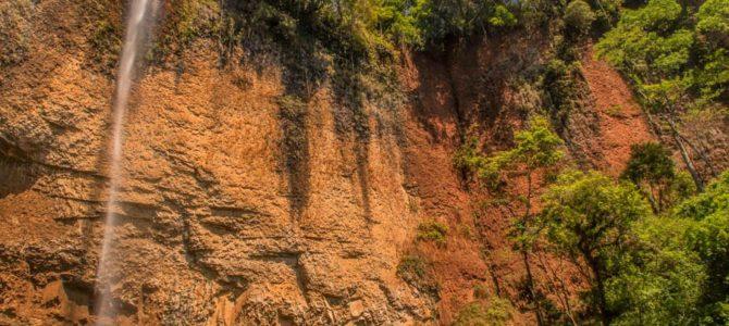 Brotas: Cachoeira Saltão e Monjolinho