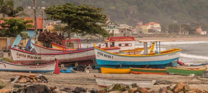 Trilha Armação, Lagoinha do Leste ao Pântano do Sul, Florianópolis