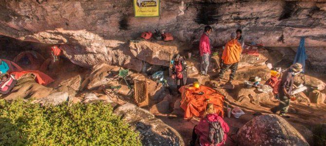 Topo do Monte Roraima: Paso de los Cristales, Salto Catedral, La Ventana e Jacuzzi