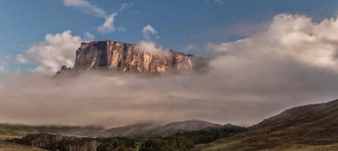 Voltando a Aldeia Paraitepuy e deixando o Monte Roraima