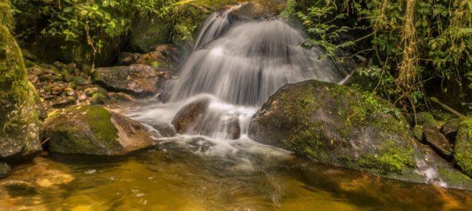 Cachoeira do Santuário, Toca da Raposa, Santa Clara e da Prata na Região de Mauá