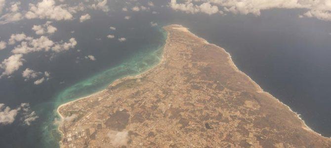 Chegando em Curaçao: Relato