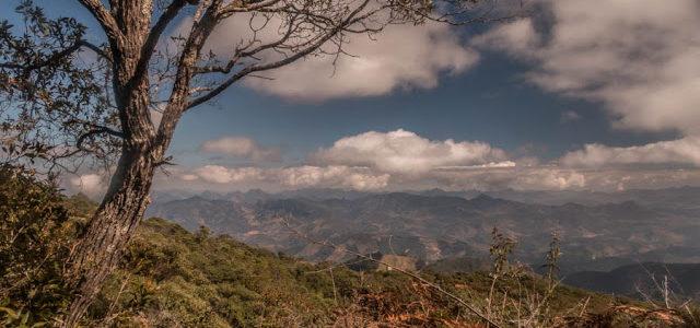Parque Nacional do Caparaó e Cachoeira das Andorinhas