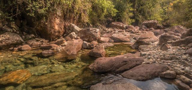 River Trekking no Rio Claro região do PARNA do Caparaó