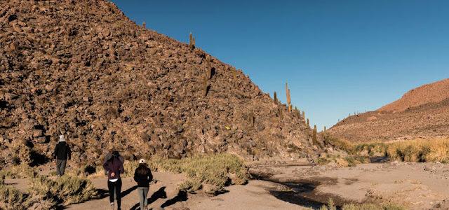 Trekking Guatin e Termas de Puritama em San Pedro de Atacama