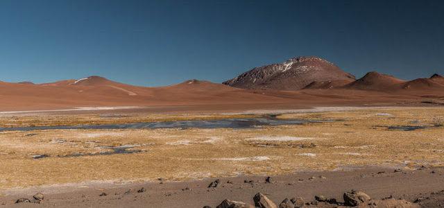 Salar Tara em San Pedro de Atacama