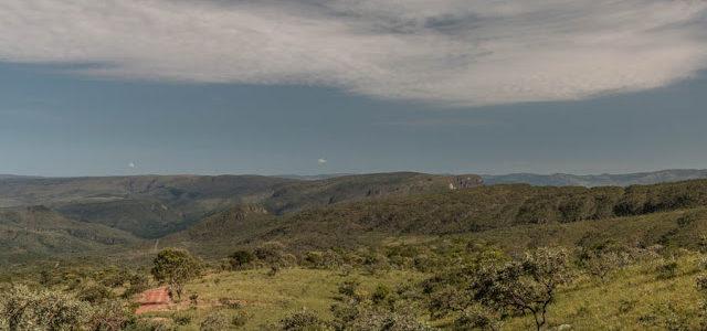 Cachoeira Macaquinhos na Chapada dos Veadeiros