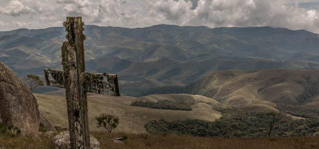 Pico do Tira Chapéu no PARNA Serra da Bocaina