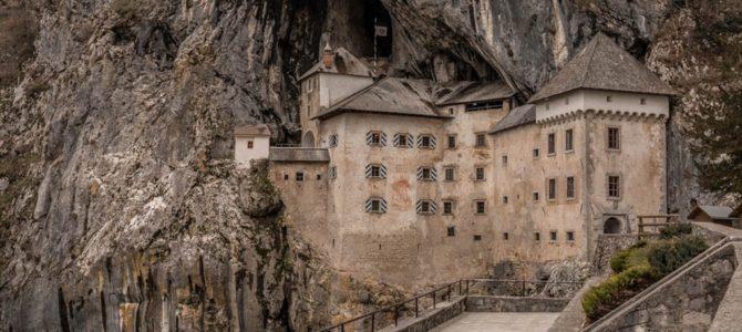 Caverna Postojna e Castelo Predjama na Eslovênia