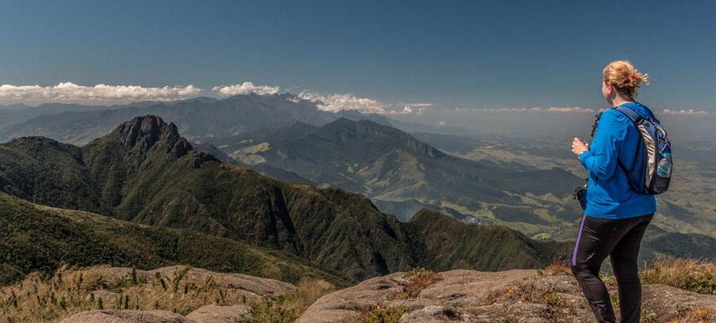 Pico dos Marins, bate e volta, na Serra da Mantiqueira SP
