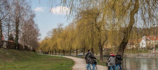 Bike tour em Ljubljana na Eslovênia