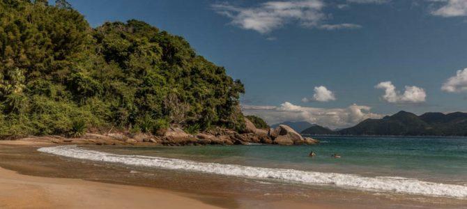 Praia do Caxadaço e Parnaioca na Ilha Grande