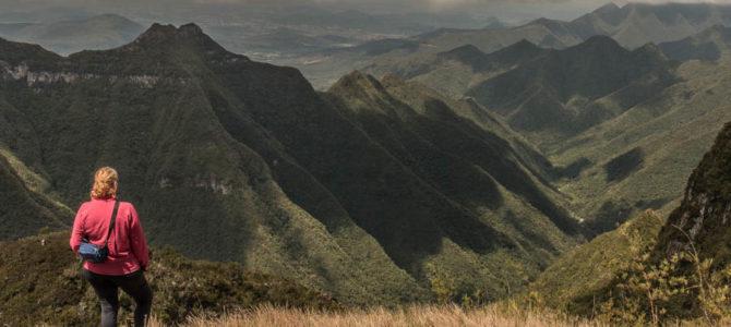 Cânion Monte Negro em São José dos Ausentes