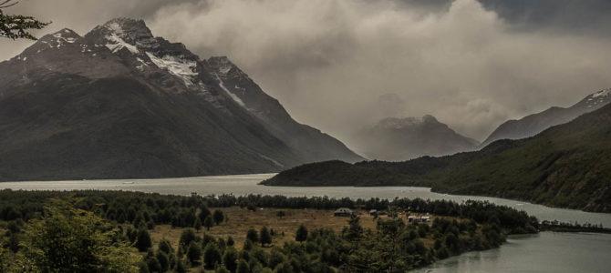 Torres del Paine Circuito O: Serón ao Dickson