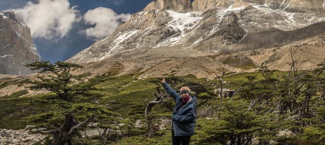 Paine Grande ao Italiano e Valle del Francês – Torres del Paine
