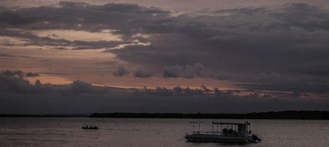 Pôr do Sol na Praia do Jacaré e litoral norte da Paraíba