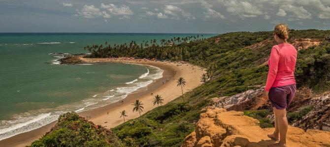 Litoral sul da Paraíba e Praia de Tabatinga