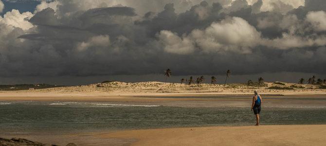 Barra Nova e Águas Belas no Litoral do Ceará