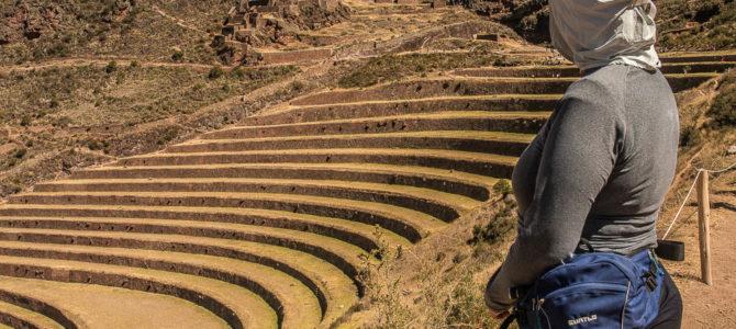 Chegando em Cusco e Vale Sagrado